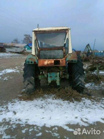 Купить трактор в хака