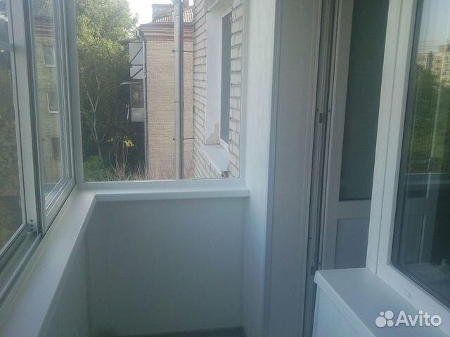 Балконы / остекление балконов / услуги саратов.