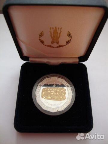 500 тенге 2004 купить золотой олень в казахстане 1 копейка 2004 года цена м