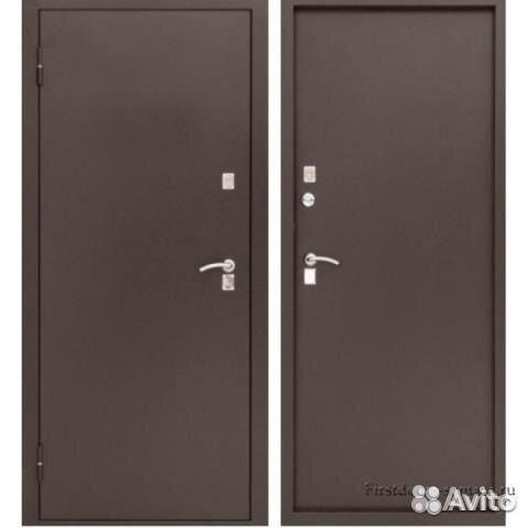 дверь металлическая комфорт 4 цена