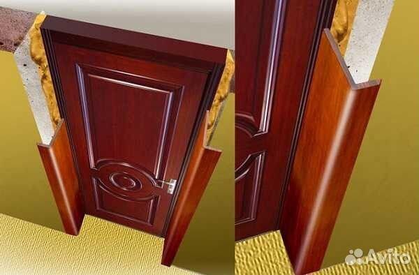 установка второй входной двери из пвх