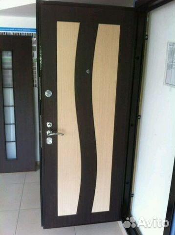 металлические двери для подъездов в шатуре