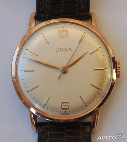 Часы Doxa Цены на часы Doxa на Chrono24