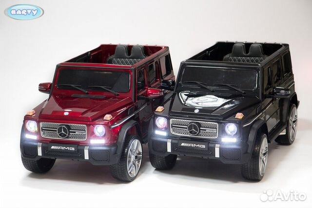 Автомобиль Barty Mercedes Benz G65 AMG — купить по ...