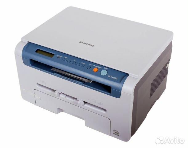 скачать драйвер на принтер samsung scx 4220 windows 7