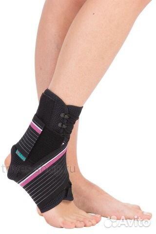 Купить ортез на голеностопный сустав на авито колено болит внутренняя сторона опухоль