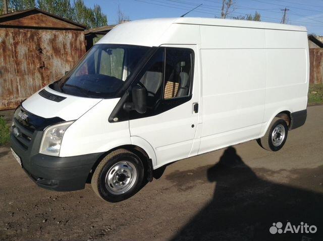 Купить автобус Ford Transit (Форд транзит) в России ...
