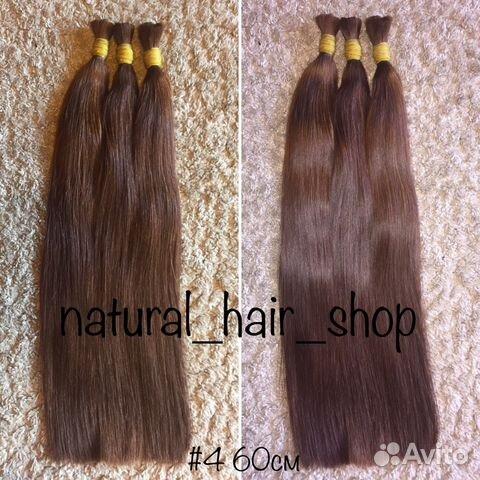 Натуральные волосы киров