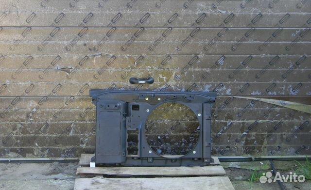 Суппорт радиатора Peugeot 308, с 2007