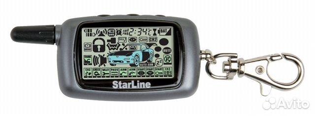 Брелок сигнализации starline A8 A9 купить 1