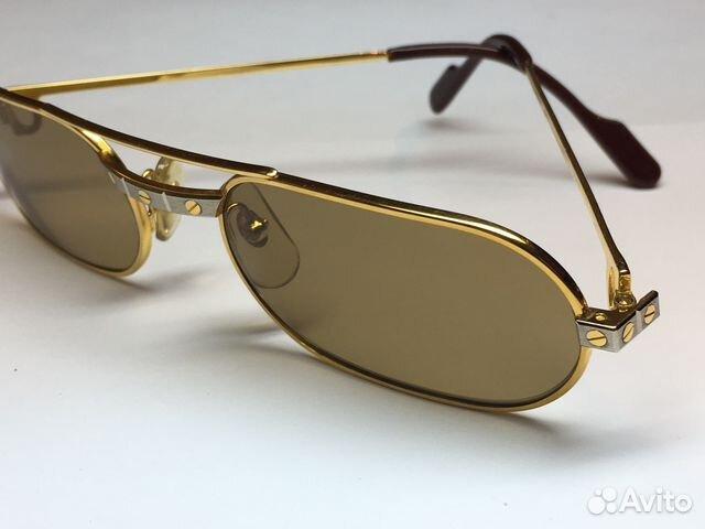 9c328ed8e208 Винтажные очки cartier оригинал