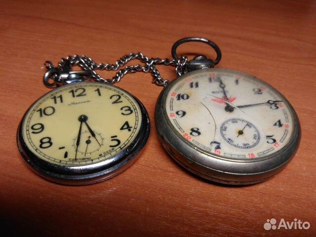 Часы Молния