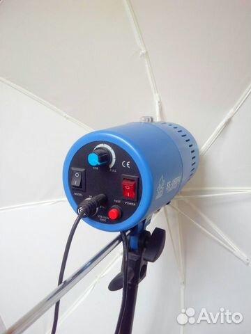 Комплект импульсного света для фотосъемки 89242641347 купить 1