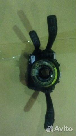 Подрулевой переключатель Ауди 8K0953502BK— фотография №1