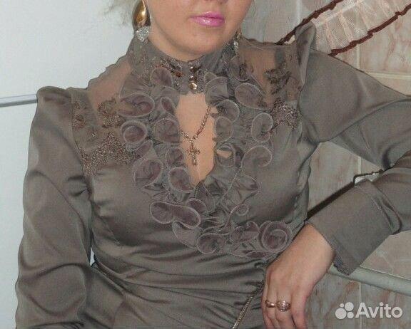 Шикарная блузка 89534377030 купить 1