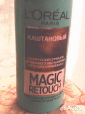 Купить спрей для закрашивания корней волос