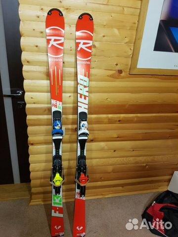 539874e24020 Новые кубковые горные лыжи rossignol Y SL 165   Festima.Ru ...