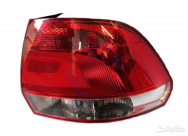 задний правый фонарь фольксваген поло седан 2013