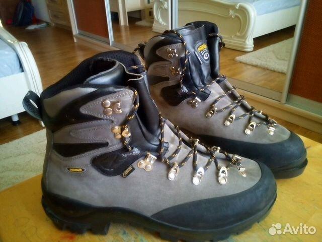 d2235361 Ботинки для альпинизма Asolo Aconcagua GV Graphite - Личные вещи, Одежда,  обувь, аксессуары - Саратовская область - Объявления на сайте Авито