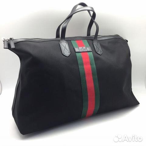 6ab200d1982a Мужская дорожная сумка Gucci | Festima.Ru - Мониторинг объявлений