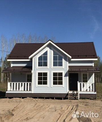 Дом 150 м² на участке 6 сот. 89622003919 купить 1