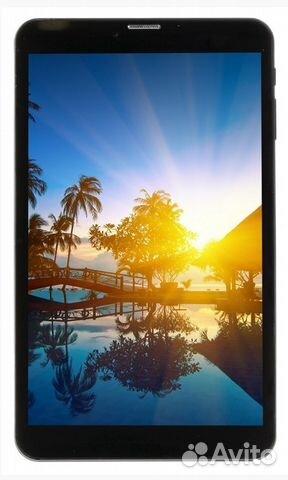 Как новый 8 Планшет dexp Ursus TS180 8 Гб 4G, LTE 89521083897 купить 1