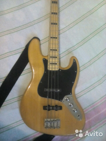 Бас гитара squier vintage modified jass bass 89511003394 купить 1