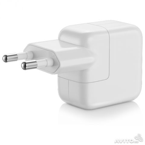iPad 4 USB Power Adapter MD836ZM/A— фотография №1