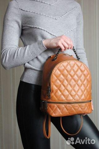 f99d8dd3bd36 Рюкзак из натуральной кожи | Festima.Ru - Мониторинг объявлений