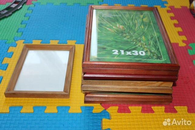 Фоторамка деревянная 10 штук 89297878605 купить 1
