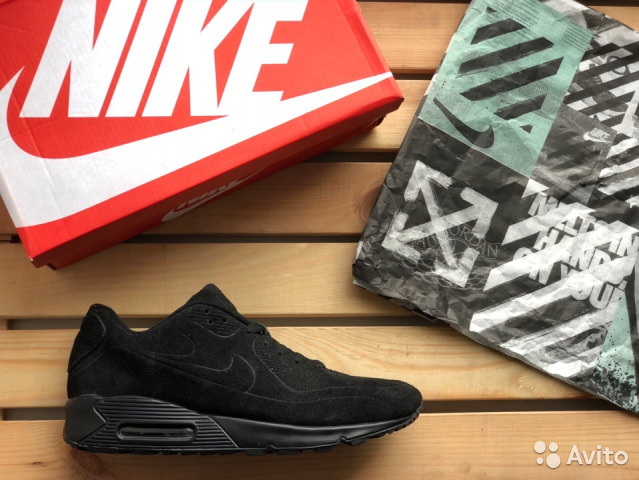 5cd9b0d2 Nike Air Max 90 VT Black 42 размер купить в Санкт-Петербурге на ...