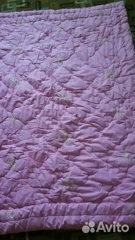 Детское шерстяное,стеганное одеяло 89622522121 купить 2