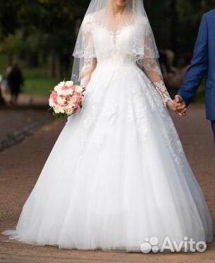 e3ac6d11ce9 Свадебное платье (фата