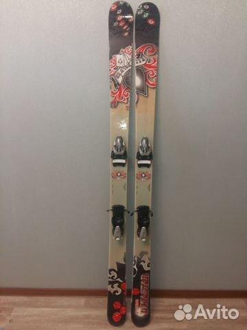 330a16874080 Горные лыжи Atomic SL 155 спорт цех   Festima.Ru - Мониторинг объявлений