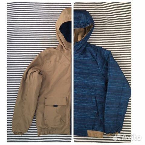 367dd613e2f4f Детская двухсторонняя куртка Quechua Декатлон | Festima.Ru ...