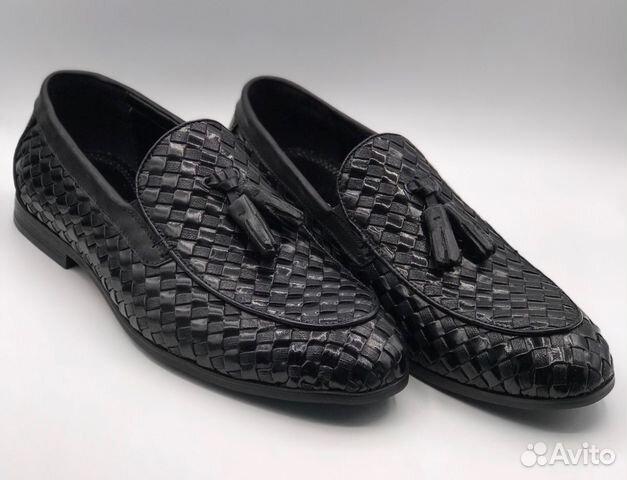 19e926989d5a Мужские кожаные туфли Bottega Veneta (29) купить в Краснодарском ...