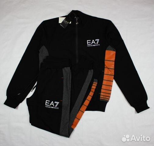 489093bc Armani EA7 спортивный костюм Оригинал новый | Festima.Ru ...