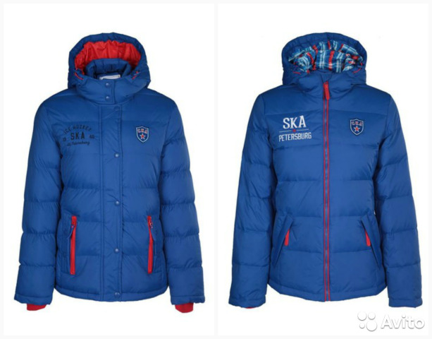 a7c9cb6ccfd Пуховик и утеплённая куртка ска купить в Санкт-Петербурге на Avito ...