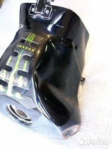 Топливный бак Kawasaki ZX636 2005-2006г 89298179603 купить 3