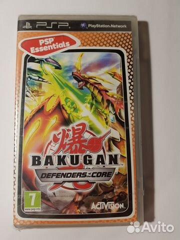 bakugan psp games