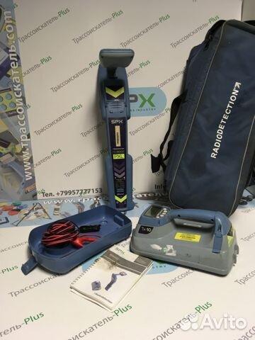Трассоискатель Radiodetection RD8000 и TX10 89957777153 купить 1