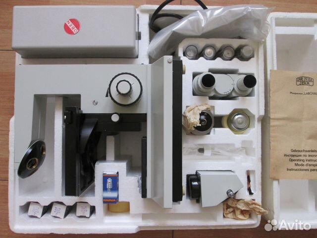 Новый микроскоп carl zeiss laboval 4 festima.ru Мониторинг