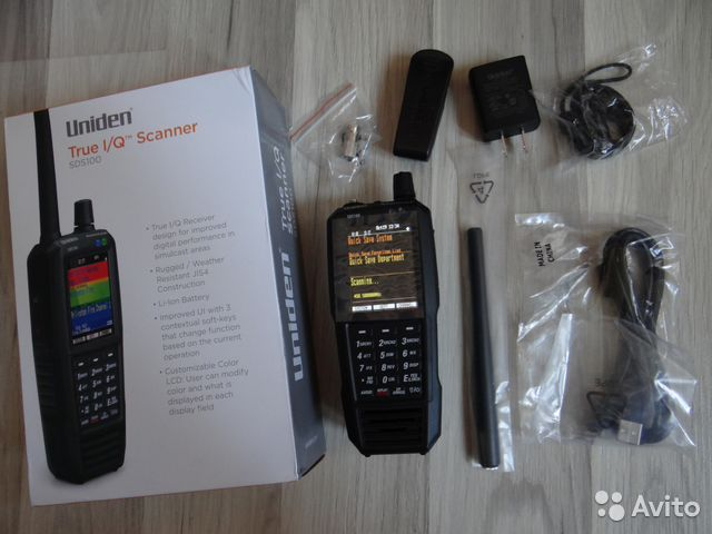 Uniden Bearcat BCD-396XT | Festima Ru - Мониторинг объявлений