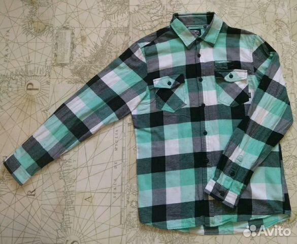 47d97b6d2d05dbf Новая,клетчатая рубашка Vans   Festima.Ru - Мониторинг объявлений