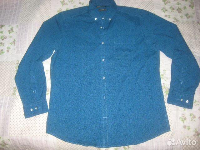 3197c29383e Красивая плотная рубашка Angelo Litrico Германия 4 купить в Москве ...
