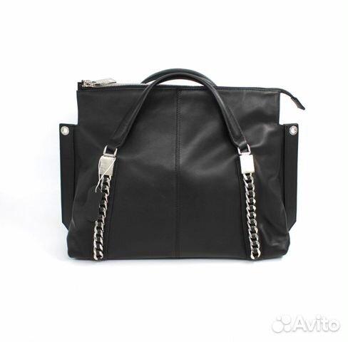 8dd224c227dc Женская сумка из натуральной кожи купить в Москве на Avito ...
