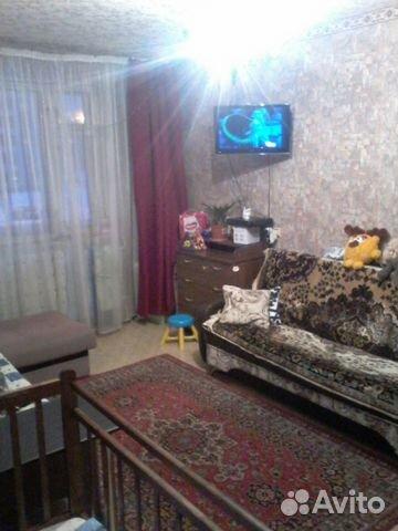 Продается двухкомнатная квартира за 2 800 000 рублей. Нижний Новгород, проспект Бусыгина, 50.