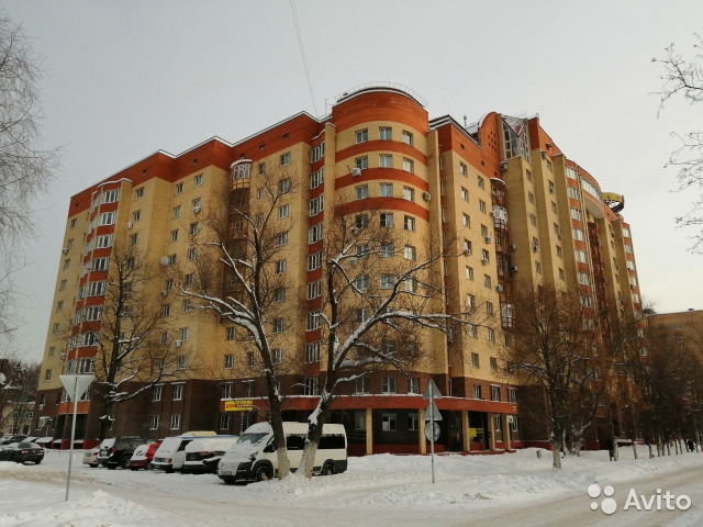 Продается двухкомнатная квартира за 5 200 000 рублей. Московская область, городской округ Лосино-Петровский, посёлок Биокомбината, 16.
