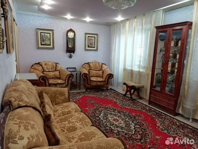 Продается трехкомнатная квартира за 4 500 000 рублей. ул Тополиная, 51/1.