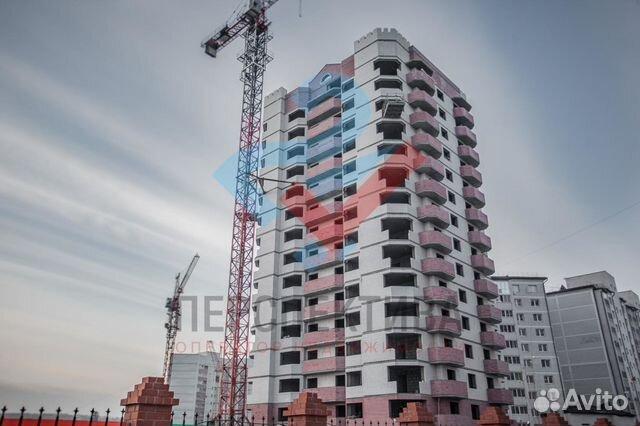 Продается двухкомнатная квартира за 3 550 000 рублей. Василенко 3/6.